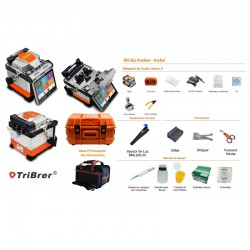Kit FTTH - Fusion Splicer...