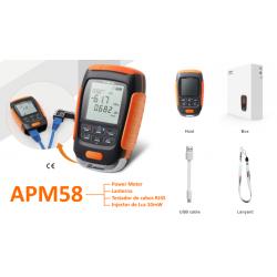 Optical Power Meter AMP58 4...